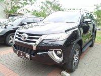 Toyota Fortuner J Luxury 2.4 2016 Dijual