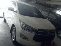 2016 Toyota Kijang Innova Q Diesel Dijual