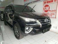 2017 Toyota Fortuner VRZ 2.4 dijual