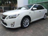 2013 Toyota Camryl L Hybrid Dijual
