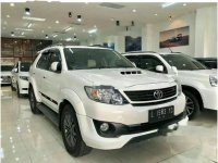 Toyota Fortuner TRD G Luxury 2014 SUV AT Dijual