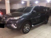 2016 Toyota Fortuner 2.5 VRZ AT dijual