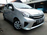 Toyota Agya E 2015 Hatchback dijual