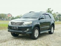 2012 Toyota Fortuner 2.7 G Luxury AT Bensin dijual