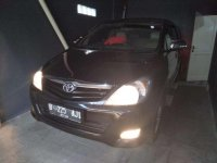 2011 Toyota Kijang Innova G dijual
