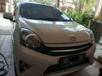2014 Toyota Agya G MT dijual