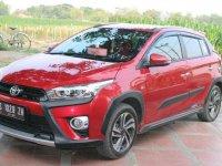 2017 Toyota Yaris type Heykers dijual