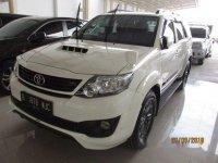 Toyota Fortuner G 2015 Dijual
