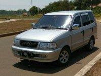Toyota Kijang SX 2002 MPV dijual