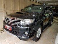 Toyota Fortuner G TRD 2013 SUV MT Dijual