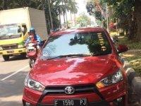 2017 Toyota Yaris type TRD Sportivo dijual