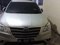 Toyota Kijang Innova G 2013 Dijual