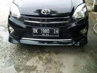 2015 Toyota Agya S TRD dijual