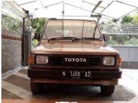 Toyota Kijang LSX 1988 Minivan dijual