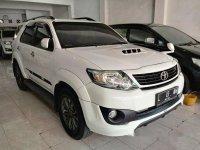 Toyota Fortuner 2.5 G VNTurbo TRD Sportivo A/T 2015 Dijual