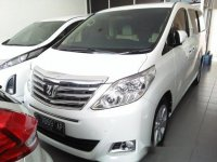 Toyota Alphard G ATPM 2012 Dijual