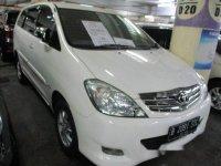 Toyota Kijang Innova 2.5 G 2010 Dijual