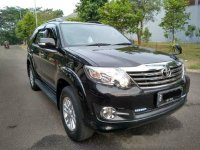 Toyota Fortuner 2.7 G Luxury 2013 Dijual