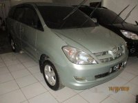 Toyota Kijang Innova 2.0 G 2011 Dijual