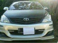 2010 Toyota Kijang Innova E dijual