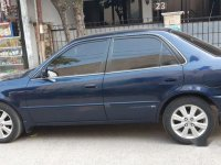Toyota Corolla SEG 2001 Dijual