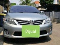 2012 Toyota Corolla Altis 1.8 G A/T dijual