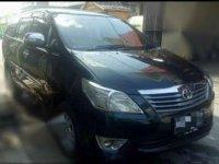 2012 Toyota Innova dijual