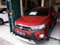 Toyota Yaris TRD Sportivo Heykers 2016 Dijual