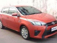 Toyota Yaris 2017 Dijual