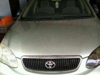 2002 Toyota Corolla Altis G dijual