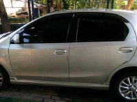 2013 Mobil Toyota Etios Valco Tipe G dijual