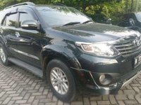 Toyota Fortuner TRD 2012 Dijual