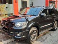 2013 Toyota Fortuner G VNT TRD dijual