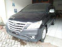 Toyota Kijang Innova 2.0 G 2014 Dijual