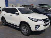 Toyota Fortuner VRZ 2018 Dijual
