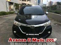 2016 Toyota Grand Avanza G Matic Dijual