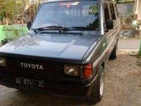 1991 Toyota Kijang LSX Dijual