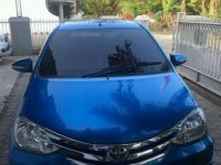 Toyota Etios Valco G MT Tahun 2014 Dijual