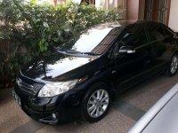 2009 Toyota Corolla Altis G dijual