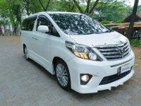 Toyota Alphard S 2013 MPV dijual