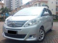 2014 Toyota Alphard G ATPM dijual