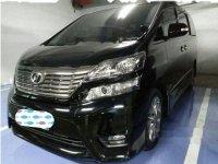 Toyota Vellfire V 2011 Dijual
