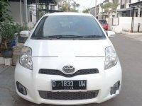 Toyota Yaris J 2013 dijual