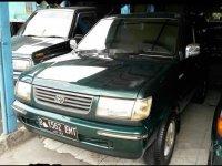 Toyota Kijang LSX-D 1997 MPV dijual