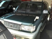 Toyota Kijang Krista 1998 Dijual