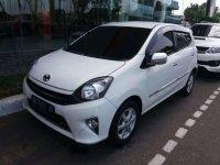 2015 Toyota Agya G Manual dijual