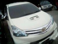 2012 Toyota Avanza G Luxury MT Dijual