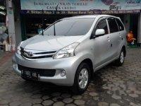 Toyota Avanza E 2013 MPV dijual