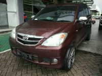 Toyota Avanza G MPV Tahun 2009 Dijual