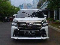 Toyota Vellfire ZG 2015 Dijual
